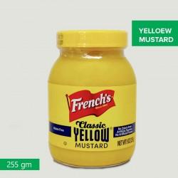 French's Classic Yellow Mustard 255gm