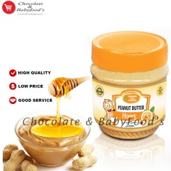 Viginia Green Garden Peanut Butter Honey 340gm