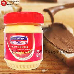 Discovery Peanut Butter Smooth & Creamy 340gm