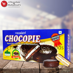 Cocoaland Chocopie Dark Chocolate 150gm
