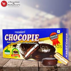 Cocoaland Chocopie Dark Chocolate 150gm