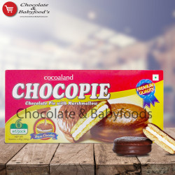 Cocoaland Chocopie Chocolate 150gm