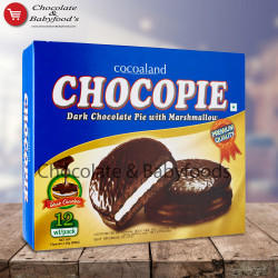 Cocoaland Chocopie Dark Chocolate 300gm