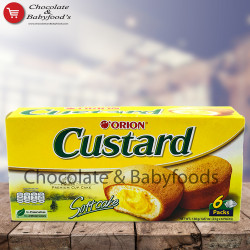Orion Custard Soft Cake 138gm