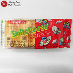 Saltcheese Crackers Biscuits 200gm