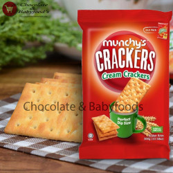 Munchy's Crackers Cream Cracker 300gm