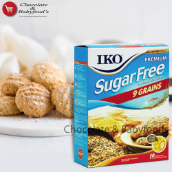Iko Sugar Free 9 Grains 178gm