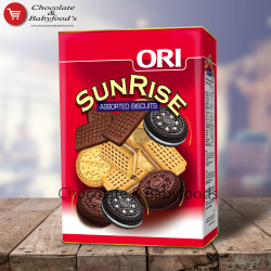 Ori Sunrise Assorted Biscuits 650g