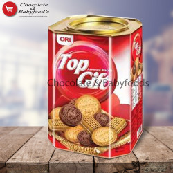 Ori Top Gift Assorted Biscuits 650g