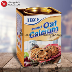 Iko Oat Calcium Assorted Oatmeal Creacker 700g