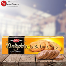 Tiffany Delights Ginger Nuts 200gm