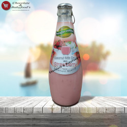 American Harvest Coconut Milk Drink With Strawberry