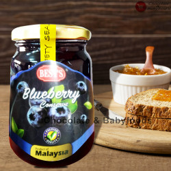 Best's Blueberry Conserve  450gm