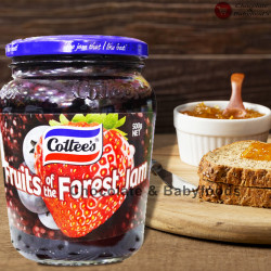 Cottee's Fruits of the Forest Jam 500gm