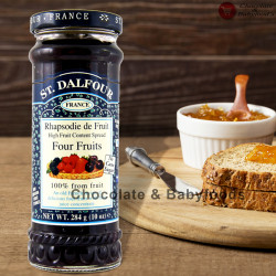 ST. Dalfour Four Fruits 284gm