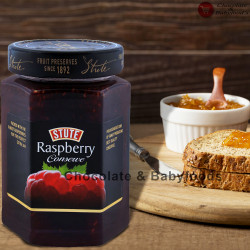 Stute Raspberry Extra Jam 340gm