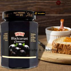 Stute Blackcurrant Extra Jam 340gm