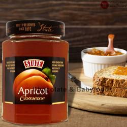 Stute Apricot Extra Jam 340gm