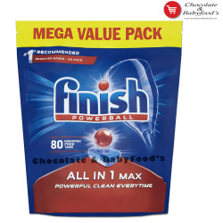 Finish Powerball All in 1 Max 1280g