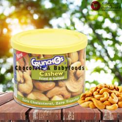 Crunchos Cashew Fried & Salted 100g