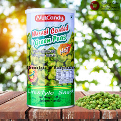 Nut Candy Wasabi Coated Green Peas 180g