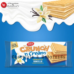 Tiffany Crunchy n Cream Vanilla Wafers 76g