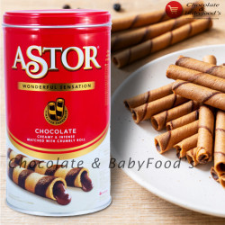 Astor Chocolate Creamy Roll 330g