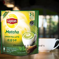 Lipton Matcha Green Tea Latte 264g