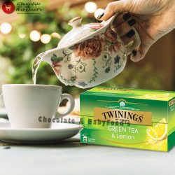 Twinings Green Tea & Lemon 40g