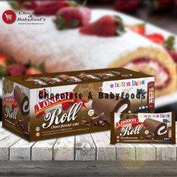 London Roll Choco Flavor Cake