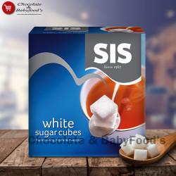 Sis White Sugar Cubes 454g
