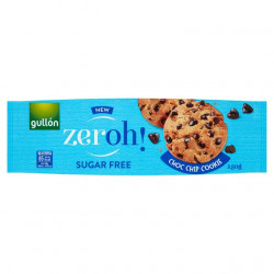 Gullon Zeroh! Sugar Free Choc Chip Cookie 150g