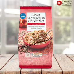 Tesco Grains & Sedds Granola 500gm
