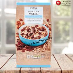Tesco No Added Sugar Swiss Style Muesli 1kg