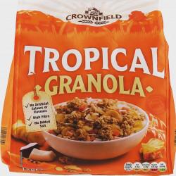 Crownfield Tropical Granola 1kg