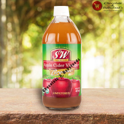 SW Apple Cider Vinegar Organic with mother 473ml