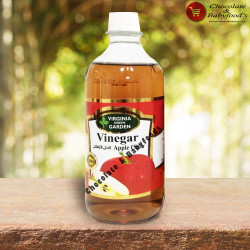 Virginia Green Garden Vinegar Apple Cider 473ml
