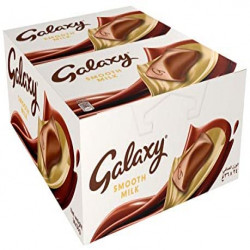 Galaxy Smooth Milk Chocolate 24 pcs box