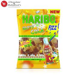 Haribo Happy Cola Share bag Gummy Candy 160g