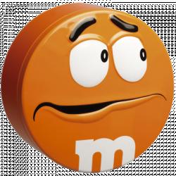 M&m's Tin Orange 200g
