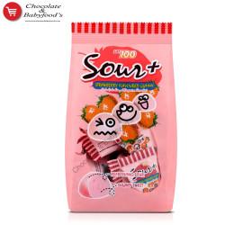 Saur+ Strawberry Flavored Gummy 100g