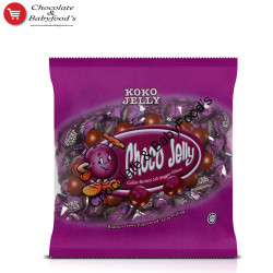 Choco Jelly Blackcurrent Flavored 60g