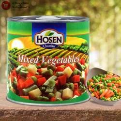Hosen Mixed Vegetables 400g