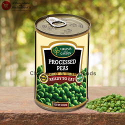 Virginia Green Garden Processed Peas 400g
