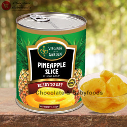 Virginia Green Garden Pineapple Slice 565g
