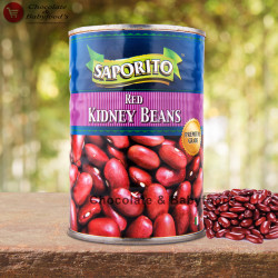 Saporito Red Kidney Beans 400g