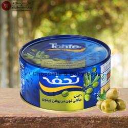 Tohfe Tuna Fish in Olive Oil 180g