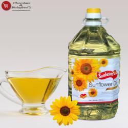 Sunbeam Sunflower Oil 5 litre