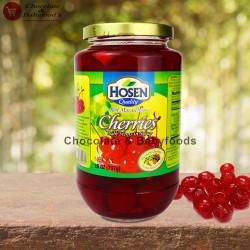 Hosen Red Cherries in Syrup 737g