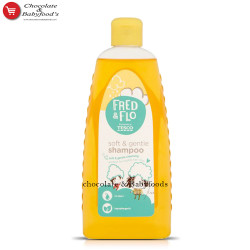 Tesco Fred & Flo Soft & Gentle Shampoo 500ml